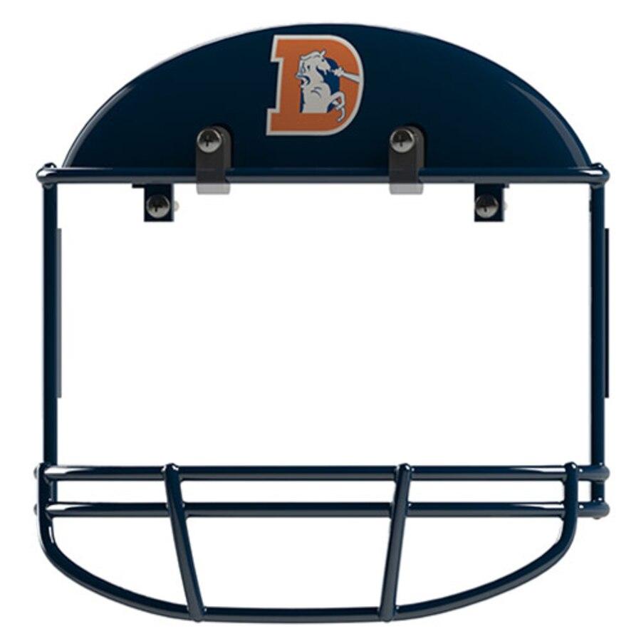 Denver Broncos Vintage Helmet License Plate Frame.