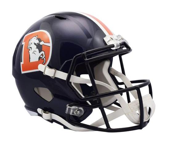 Denver Broncos Helmet.