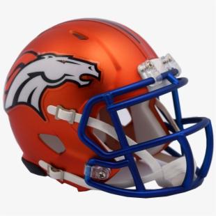 Denver Broncos Helmet Png.
