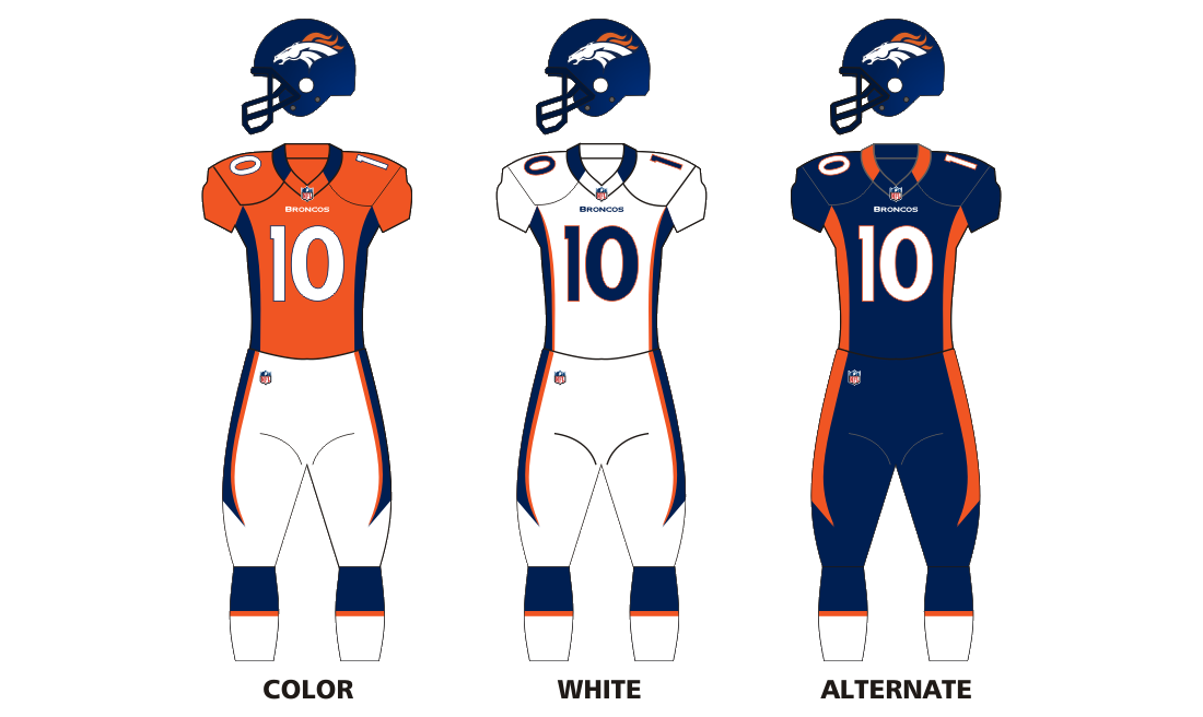 Denver Broncos.