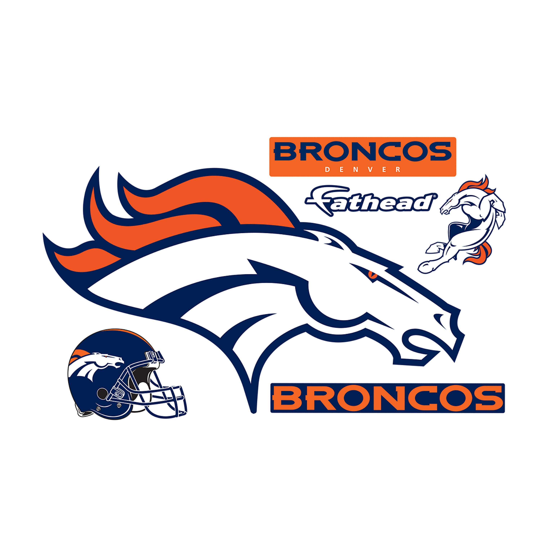 Denver Broncos: Logo.