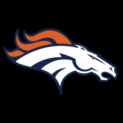 Denver Broncos Logo transparent PNG.