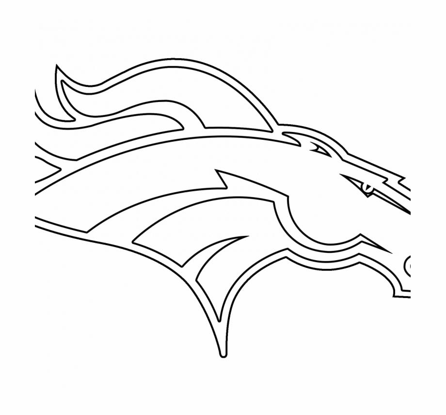 Denver Broncos Logo Transparent Vector Freebie Supply Denver.