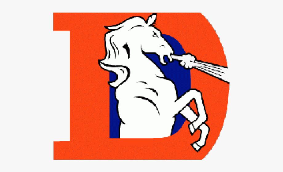 Denver Broncos Old Logo , Transparent Cartoon, Free Cliparts.