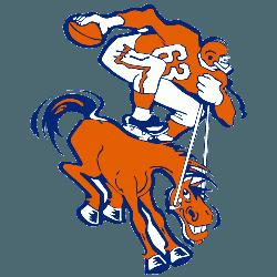 Denver Broncos Old Logo.
