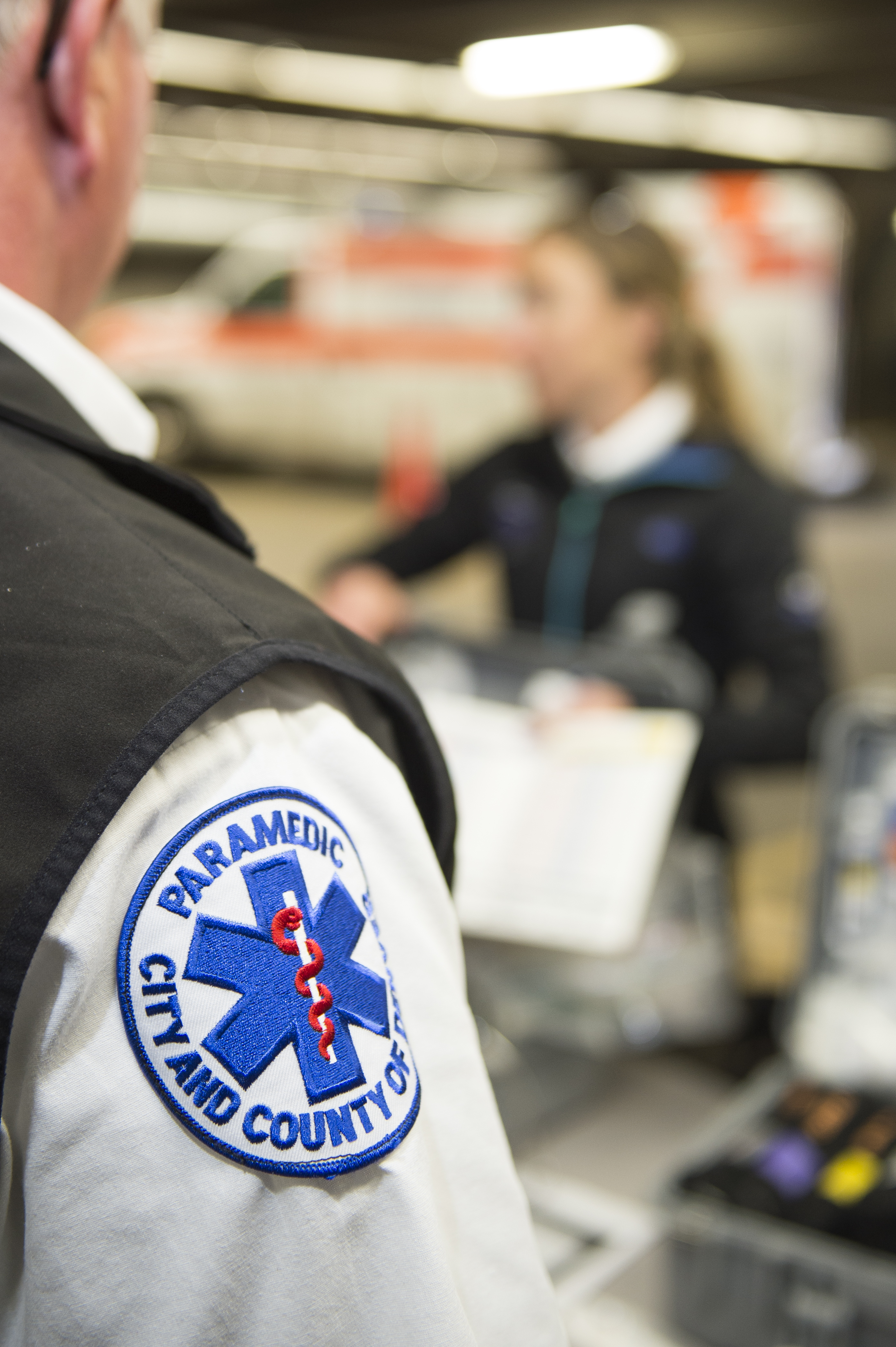 Have a Seat at the Denver Health Paramedic Division Table.