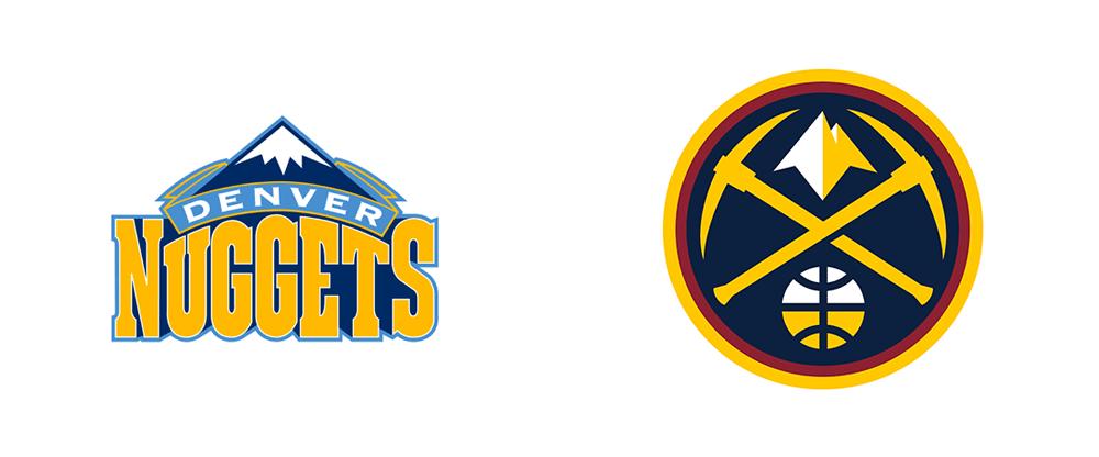 Denver Nuggets Logo.