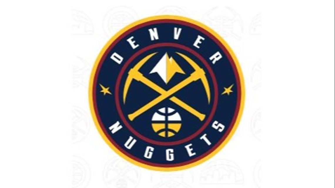 Denver Nuggets unveil new logo, jerseys.