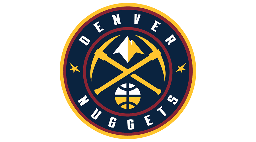Denver Nuggets Logo Vector.