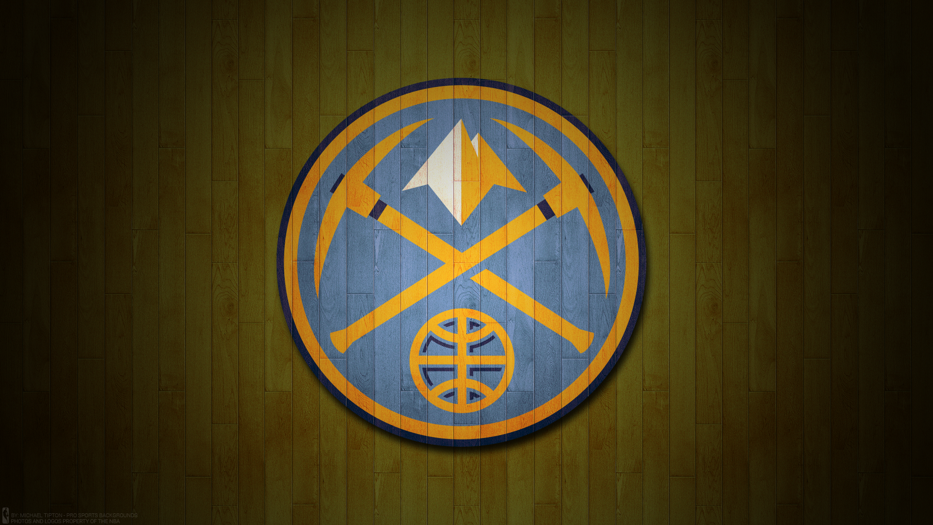 5047746 1920x1080 Basketball, Denver Nuggets, Logo, NBA wallpaper.