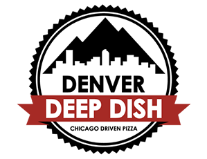Denver Deep Dish Pizza.