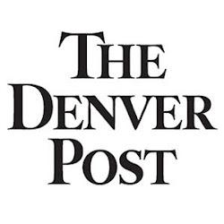 Denver Post Logo.