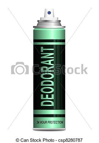Picture of Deodorant..