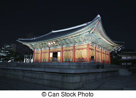 Pictures of Deoksugung Palace.