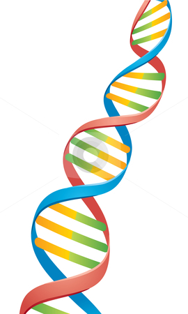 Science dna clipart.