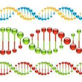 Clip Art of DNA.
