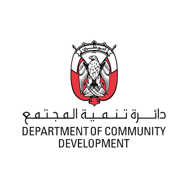 Department of Community Development Abu Dhabi.