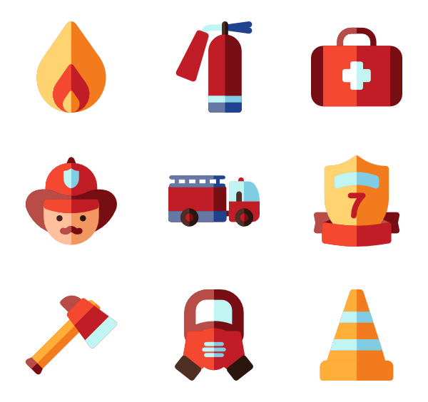 25 department icon packs.