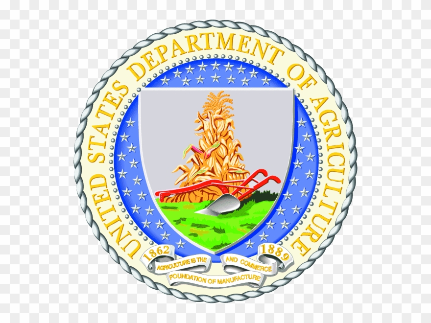 Seal Of The United States Department Of Agriculture.