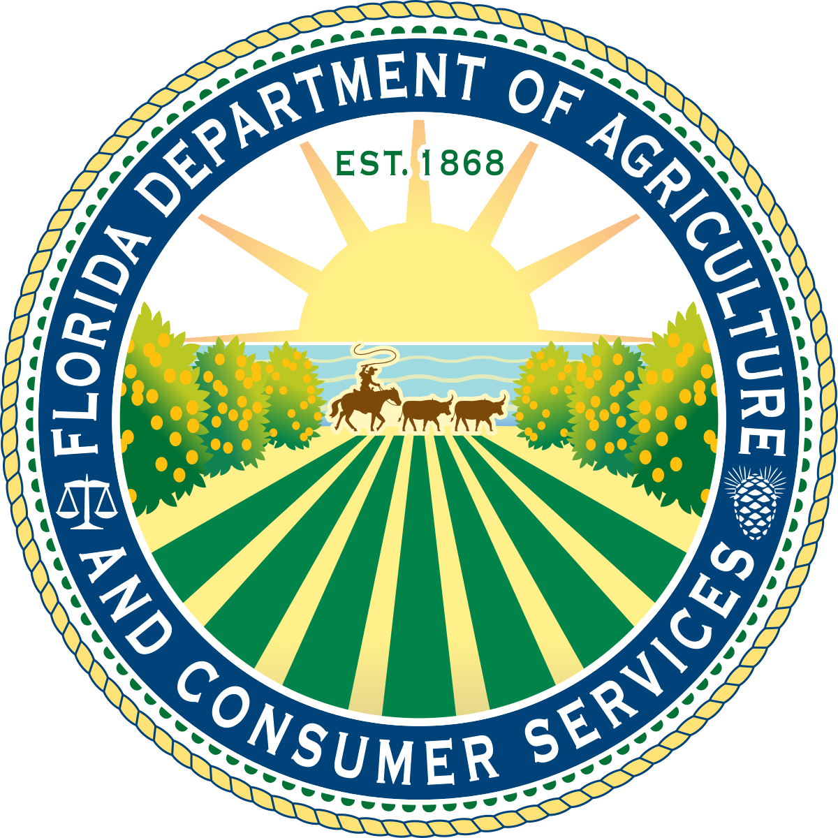 Florida Department of Agriculture and Consumer Services.