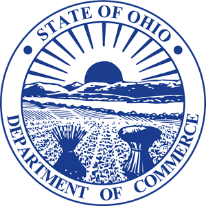 Ohio Department of Commerce Logo Vector (.EPS) Free Download.