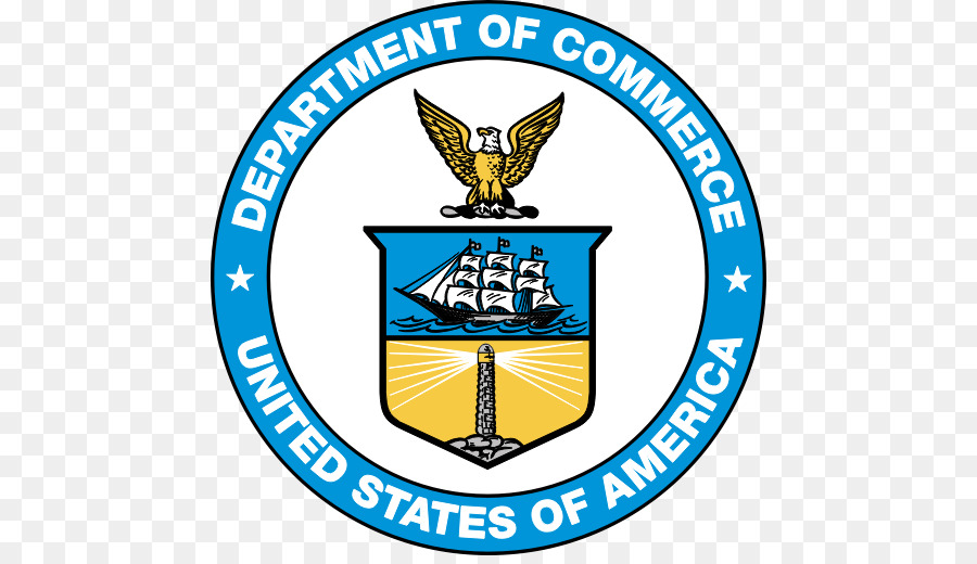 United States Department Of Commerce Logo png download.