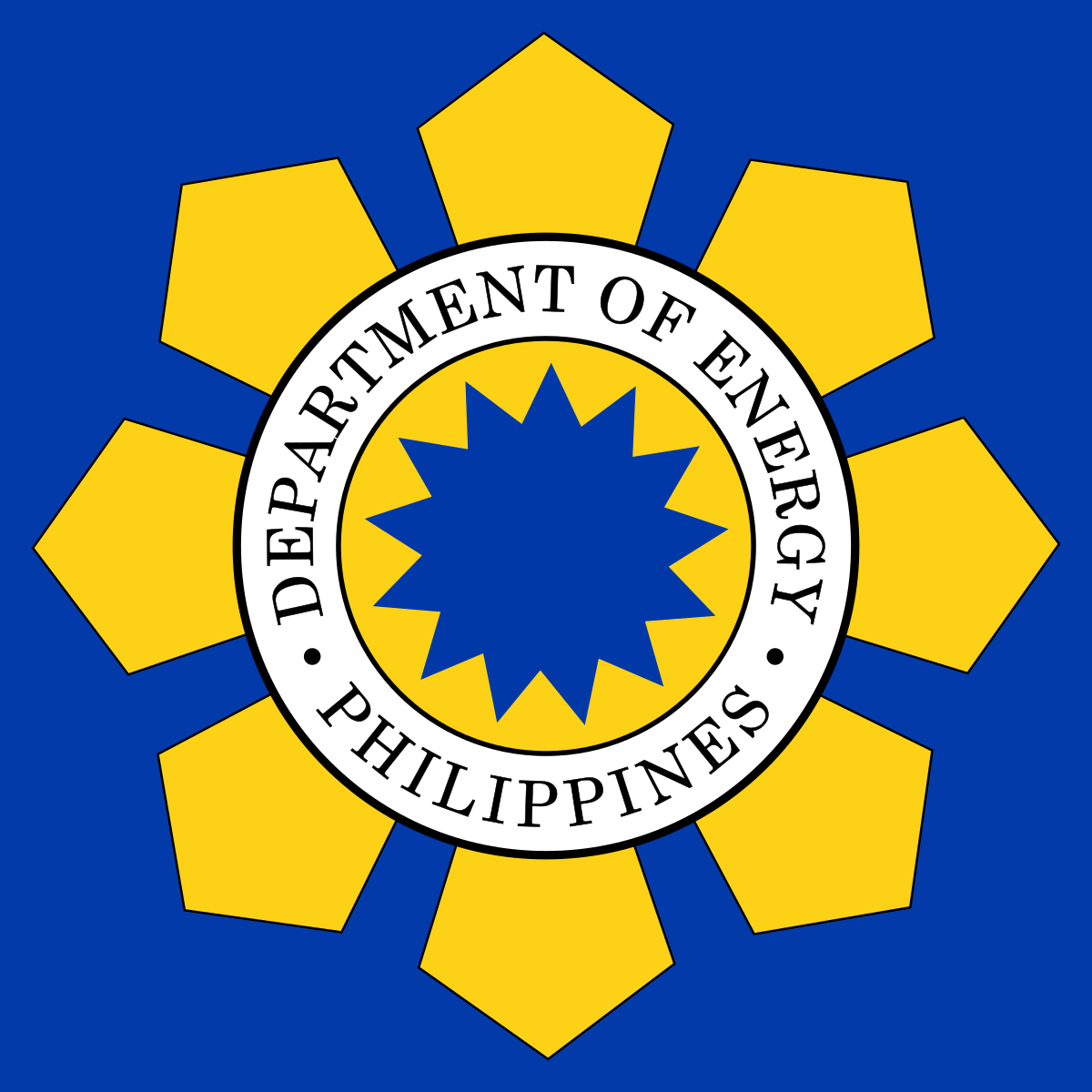 Department of Energy Logo.