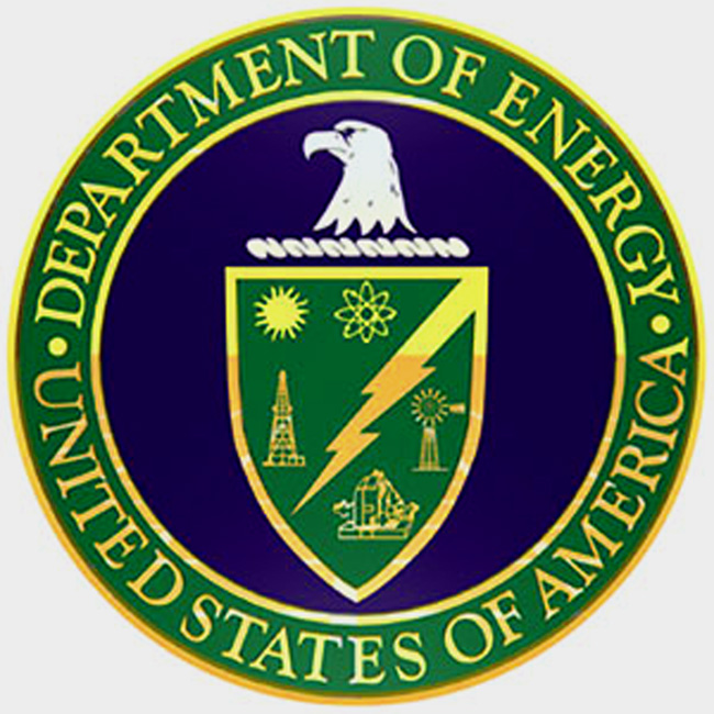 Department of energy Logos.