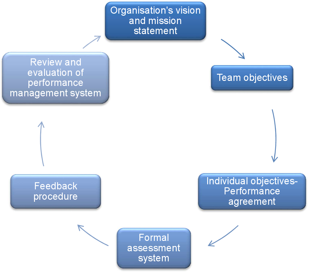 PDF] Implementation of the performance management system in the.