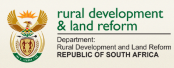 Department of Rural Development and Land Reform.