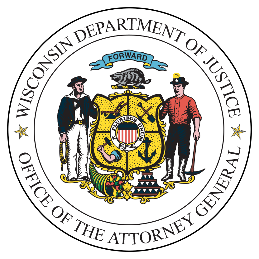 Wisconsin Department of Justice.