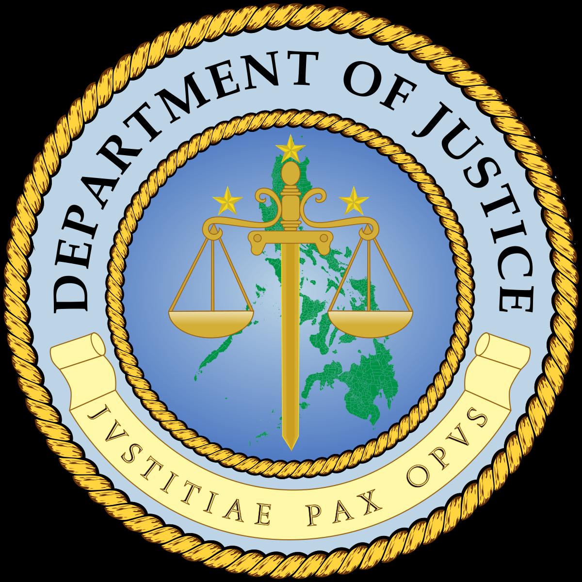 Department of Justice (Philippines).