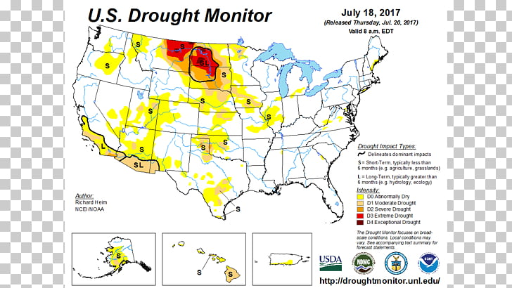 United States Drought Monitor Western United States 2012.
