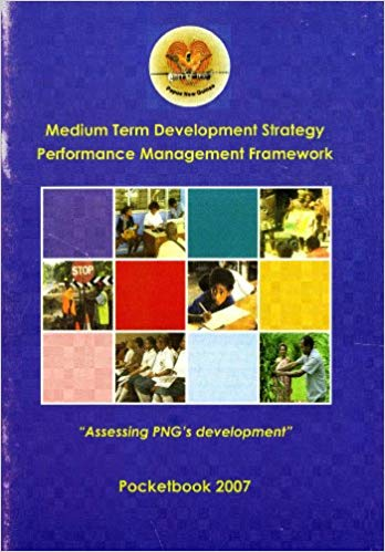 Medium Term Development Strategy: Performance Management Framework.