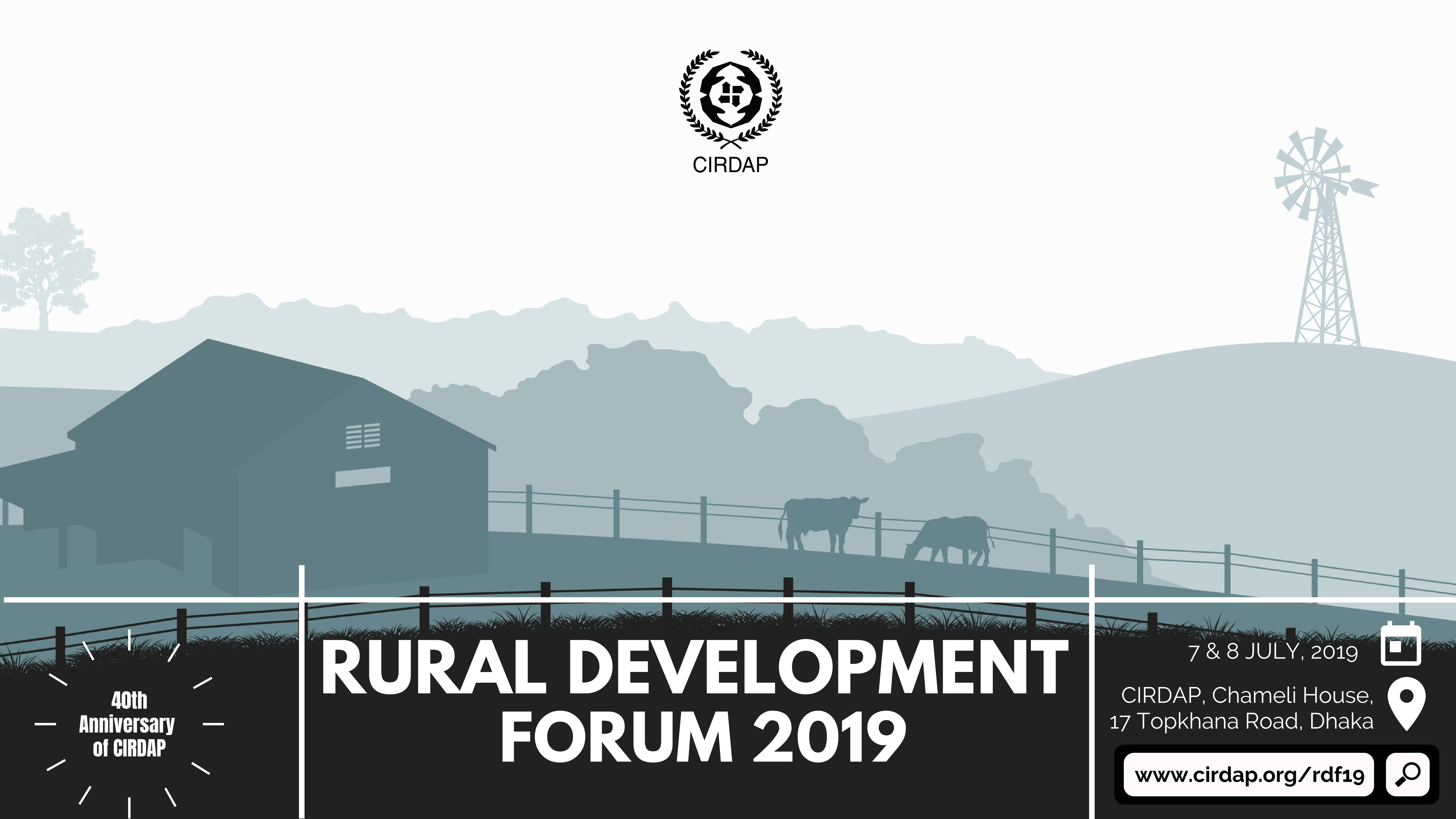 Rural Development Forum 2019.