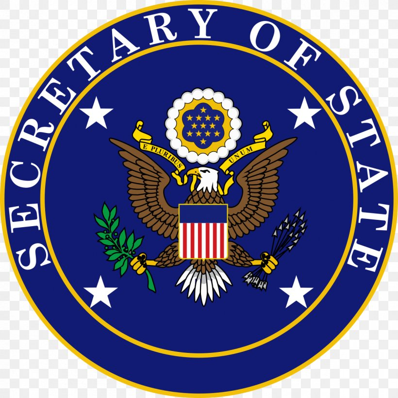 United States Of America United States Secretary Of State.