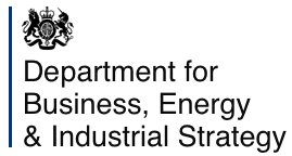 Department for Business, Energy and Industrial Strategy.