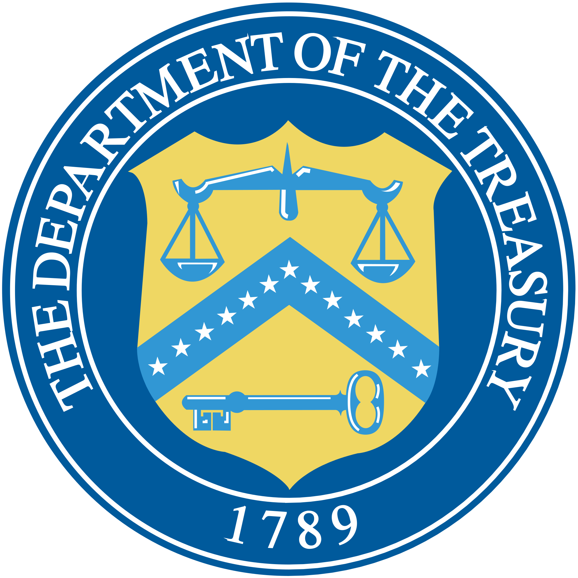 United States Department of the Treasury.