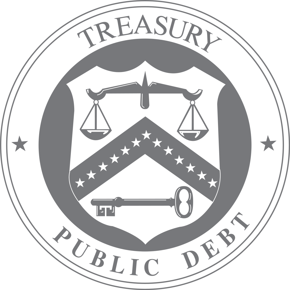 Bureau of the Public Debt.