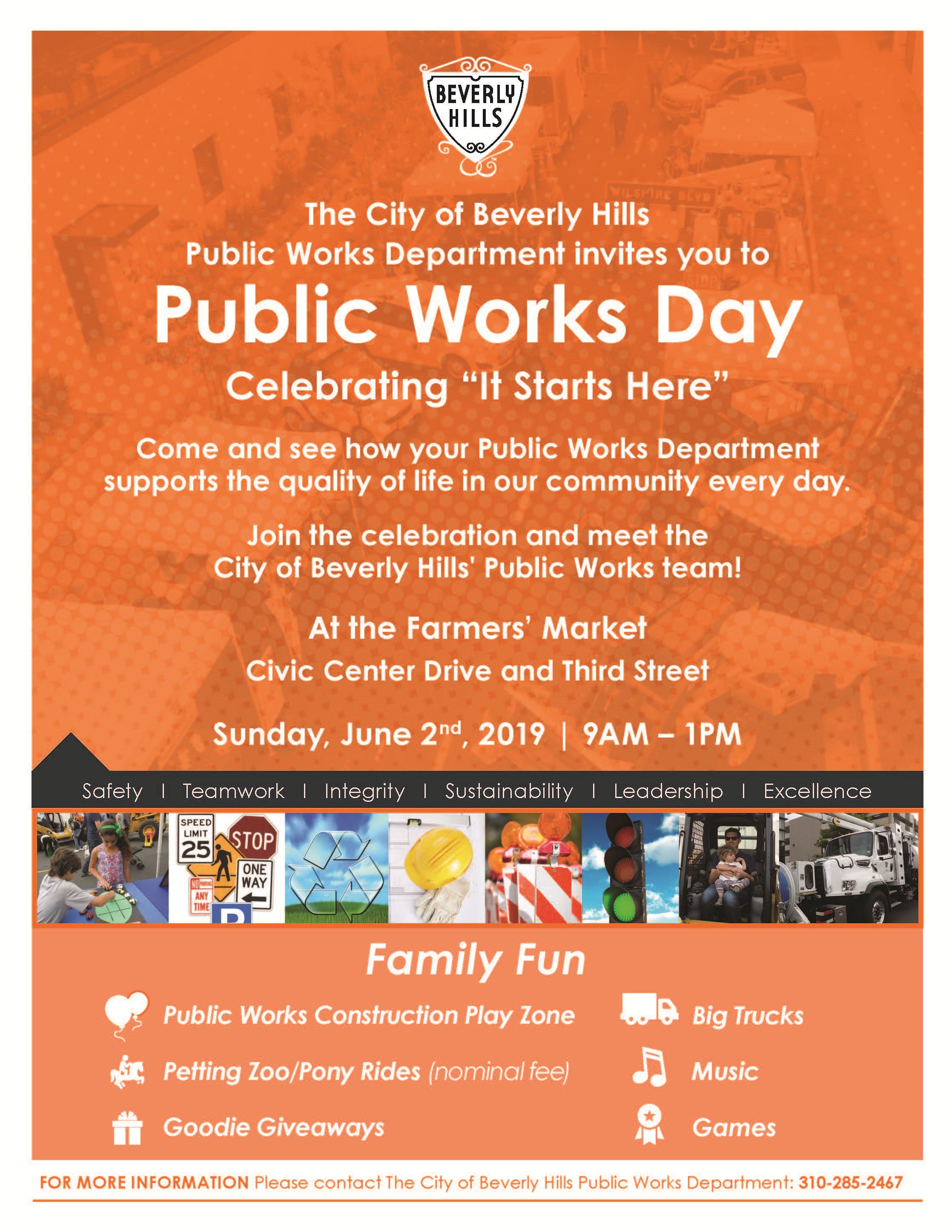 Public Works Day.