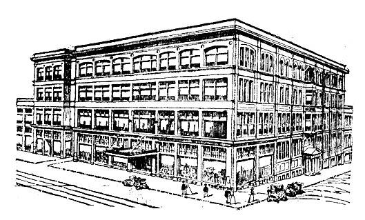 Chapman Department Store.