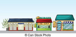 Department stores Clip Art Vector Graphics. 1,308 Department.