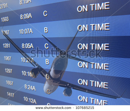 Departure Sign Stock Photos, Royalty.