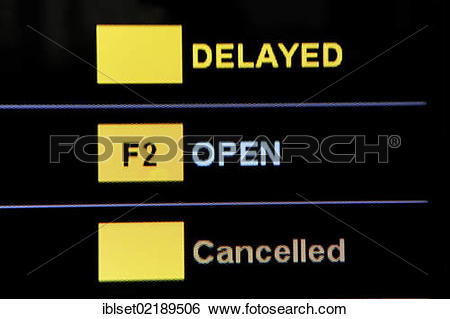 "Stock Images of ""Information board showing the departure times at."