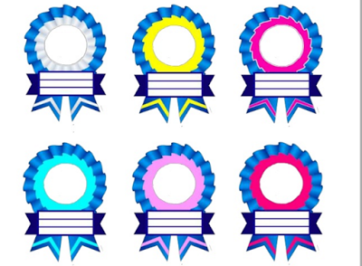 BULLETIN New Ribbon Designs for Recognition Day 2017.