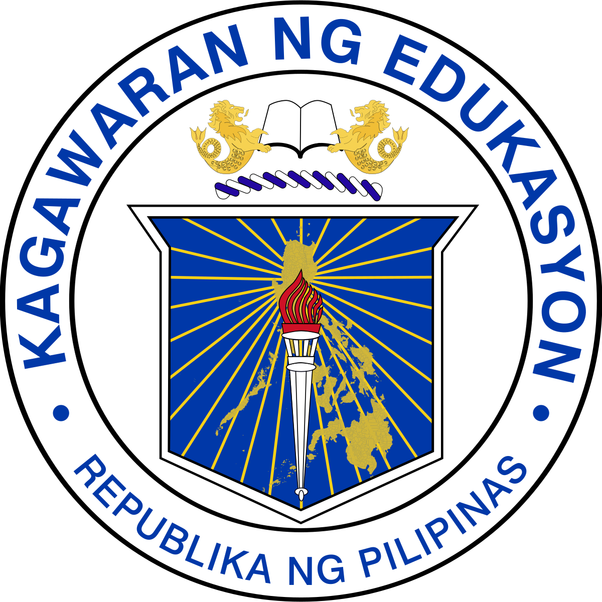 Department of education Logos.