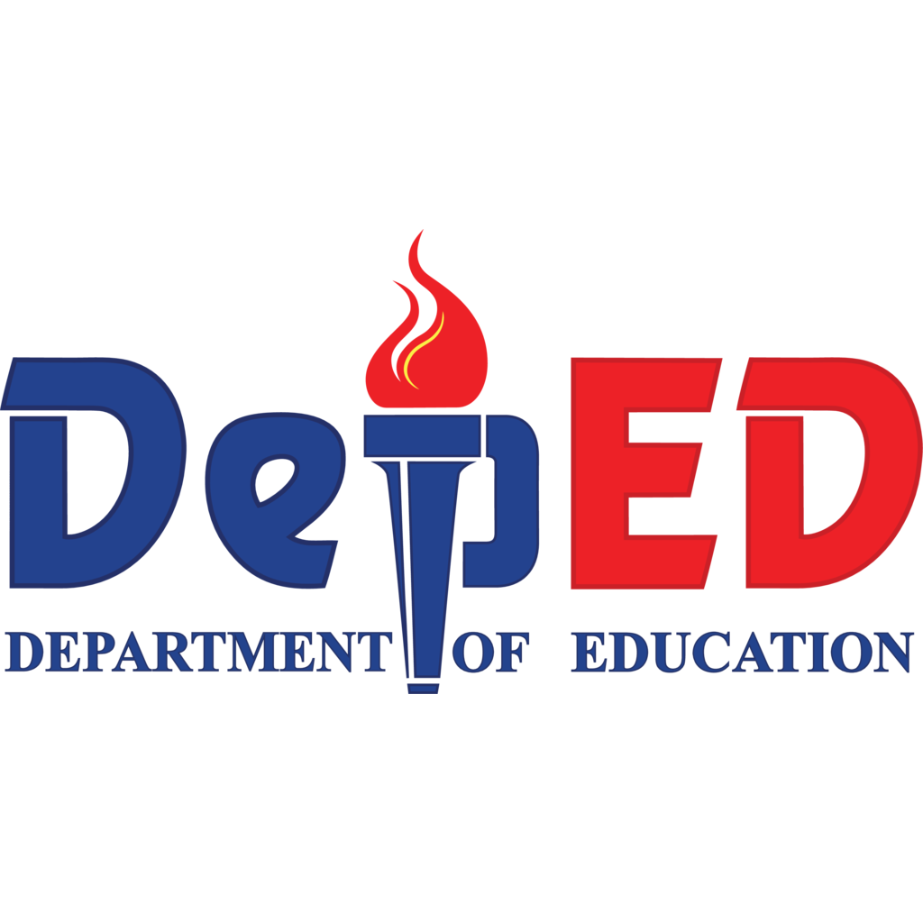 DepED logo logo, Vector Logo of DepED logo brand free download (eps.