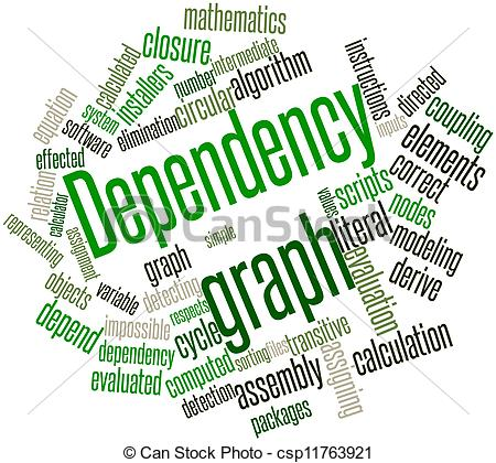 Dependency 20clipart.