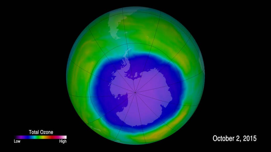 Is Earth\'s ozone layer still at risk? 5 questions answered.
