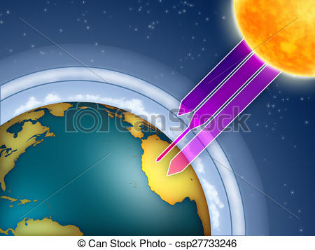 Ozone layer Clipart and Stock Illustrations. 267 Ozone layer.